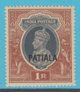 INDIA PATIALA 115 MINT NEVER HINGED OG * NO FAULTS EXTRA FINE !