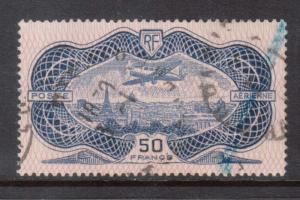 France #C15 VF+ Used