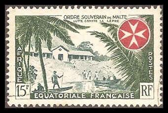 French Equatorial Africa 194 Used VF