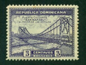 Dominican Republic 1934 #291 MH SCV (2020) = $1.75
