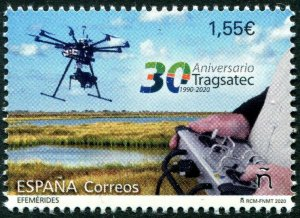 HERRICKSTAMP NEW ISSUES SPAIN Tragsatec Company