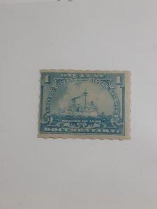 Mint U.S documentary stamp og unused,nh
