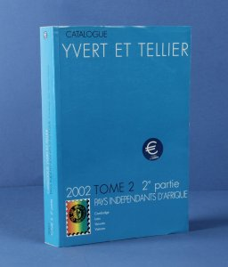 French Colonies. Yvert & Tellier Catalogue.