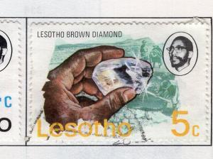 Lesotho USED H Scott Cat. # 202