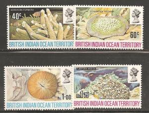 British Indian Ocean Territory SC 44-7 MNH