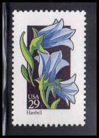 2689 29c Harebell Fine MNH W3747