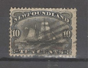 COLLECTION LOT # 3220 NEWFOUNDLAND #59 1887 CV=$67.50