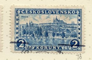 Czechoslovakia 1926-27 Issue Fine Used 2k. NW-148610