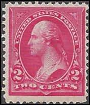 267 Mint,OG,LH... SCV $5.50