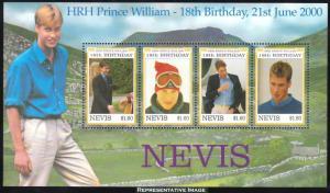 Nevis Scott 1220 Mint never hinged.