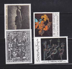 France 2244-2247 Set MNH Art