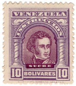(I.B) Venezuela Revenue : Instruccion 10B (Sucre)