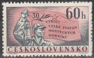 Czechoslovakia #1104   MNH    (K649)