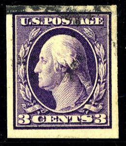 U.S. #345 Used VF