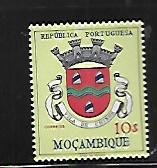 MOZAMBIQUE, 421, MINT HINGED, COAT OF ARMS
