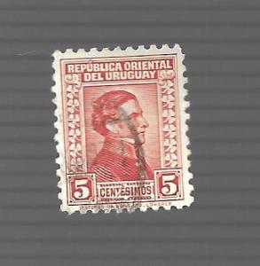 Uruguay 1928 - U - Scott #356