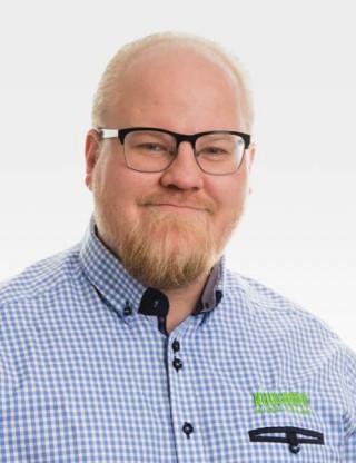 Kuusamo-myyjä-Ville-Poranen