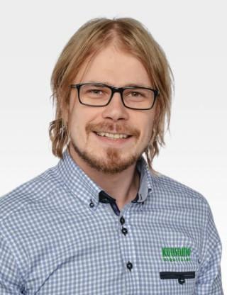Kuusamo-myyjä-Nikolaus-Määttä
