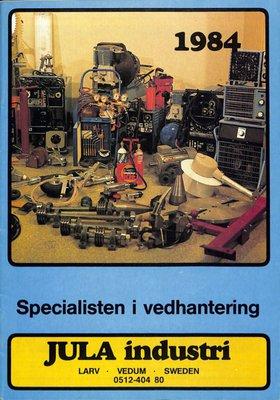 JULA Industri 1984