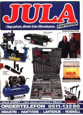 JULA Katalog 1991-92_Host_Vinter