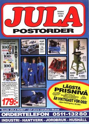 JULA Katalog 1992-93_Host_Vinter