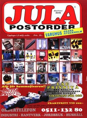 JULA Katalog 1993-94_Host_Vinter