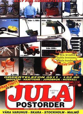 JULA Katalog 1994_Var_Sommar