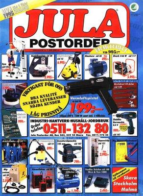 JULA Katalog 1995_Host_Vinter
