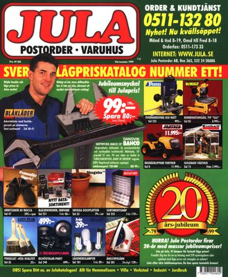 JULA Katalog 1999_Var_Sommar