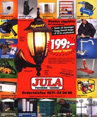 JULA Katalog 2000_Host_Vinter