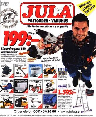 JULA Katalog 2003_Var_Sommar