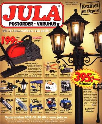 JULA Katalog 2005_Host_Vinter