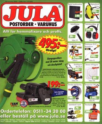 JULA Katalog 2006_Var_Sommar