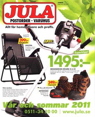 JULA Katalog 2011_Var_Sommar