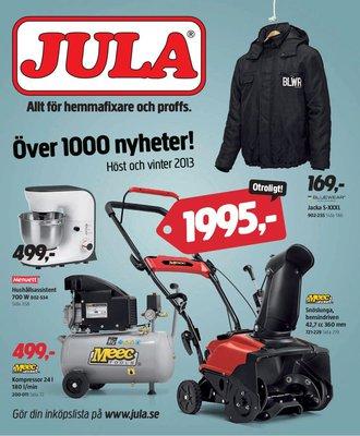 JULA Katalog 2013_Host_Vinter
