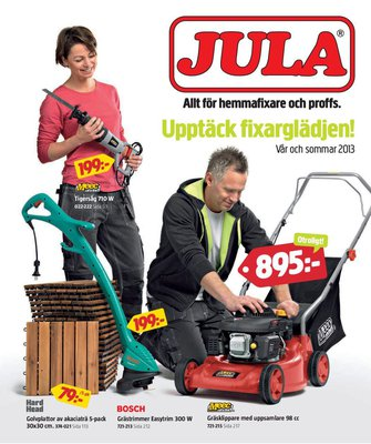 JULA Katalog 2013_Var_Sommar