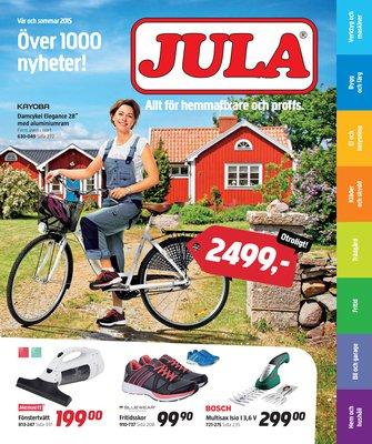 JULA Katalog 2015_Var_Sommar