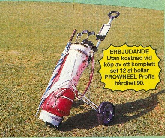 Golfutrustning