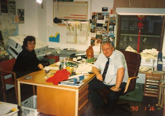 Irene och Lars-Göran