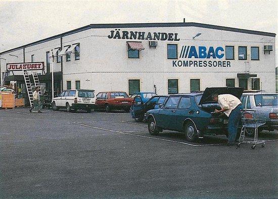 Julahuset 1985