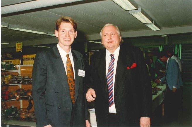 Karl-Johan och Lars-Göran