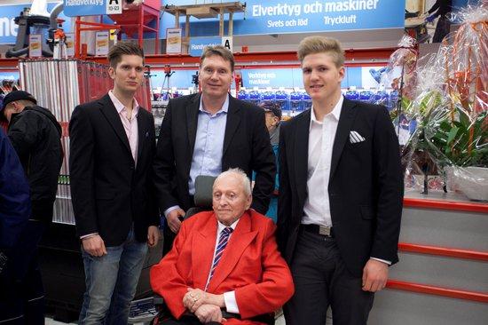 Lars-Göran Karl-Johan Christian Fredric