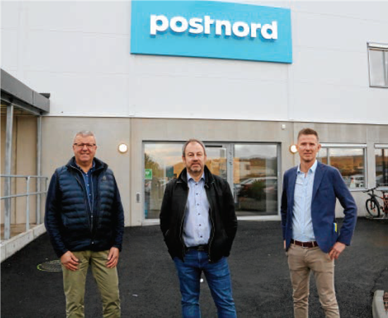 Postnord flyttar in på Marjarp