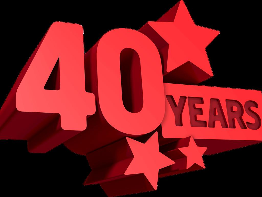 Jula 40 years