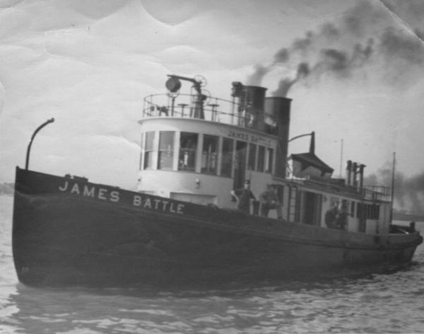 James Battle — Historic Detroit