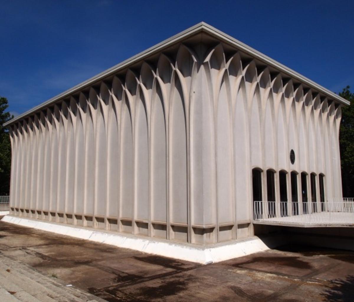 Helen L Deroy Auditorium Historic Detroit