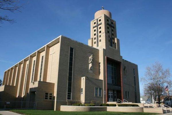 Sts Peter Paul Roman Catholic Church Historic Detroit