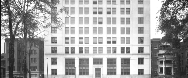 Standard Accident Insurance Co  Building — Historic Detroit