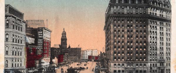 Old Wayne County Building — Historic Detroit