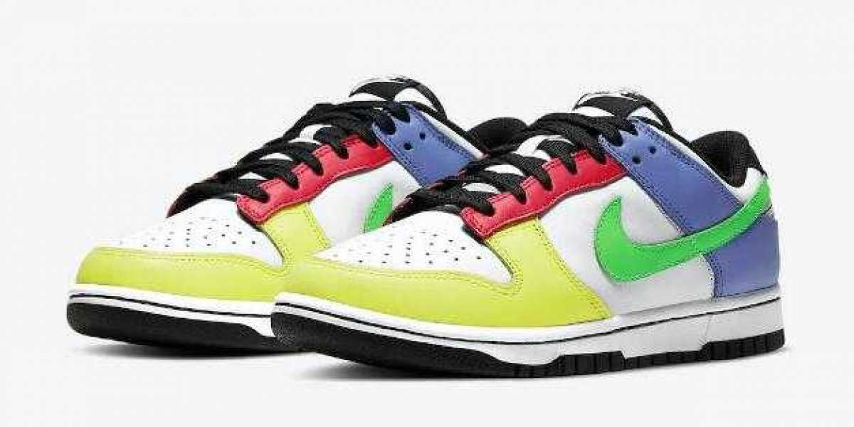 """Latest NIKE DUNK LOW WMNS Releasing With A """"MULTI-COLOR"""" THEME"""